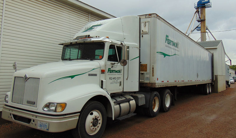 Wholesale Fertilizers delivered to your location for resale.