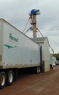 Fertimix in Jordan, MN is a fertilizer manufacturer and distributor of fertilizers, herbicides, insecticides and grass seeds for southern Minnesota and the upper Midwest.