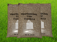 The Fertimix 50lb 12-24-12 starter fertilizer is great for use when sodding and is safe to use with new seeding as well.